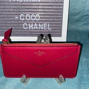 Louis Vuitton Jeanne Insert Zippy Wallet